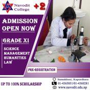 Pre-Registration For Class XI